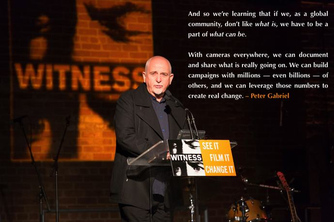 Peter Gabriel FFC Quote