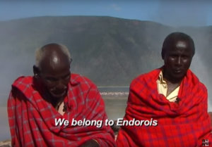 A still from Rightful Place: Endorois' Struggle for Justice